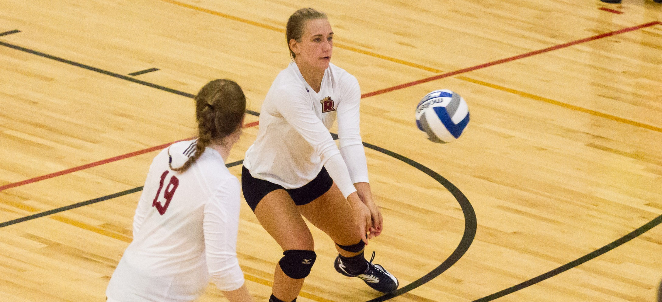 Women's Volleyball Turned Back By Wentworth In Four Sets