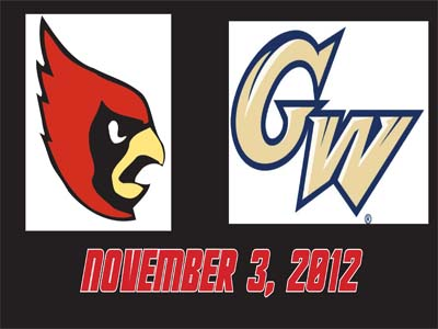 CUA to begin 2012-13 season vs. crosstown foe Colonials