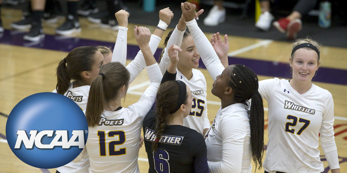 Volleyball Ranked No. 7 in Division III West Region