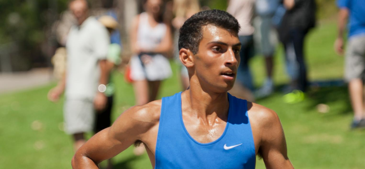 Vaziri Breaks 1500m School Record: Gauchos Wrap-Up Successful Week