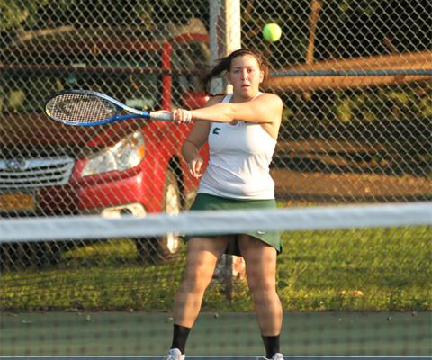 Gator tennis makes it four wins in last five outings after beating Bard, 9-0