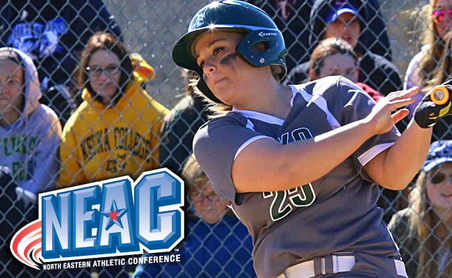 Bachman Named NEAC Softball Player of the Week