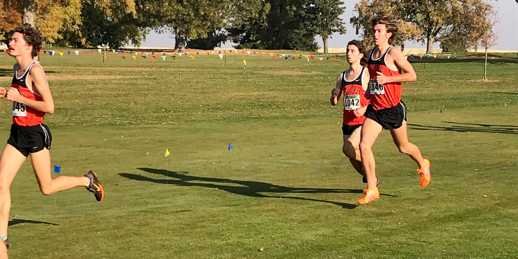 Men's third place highest since 2012, women seventh at NWC Championships