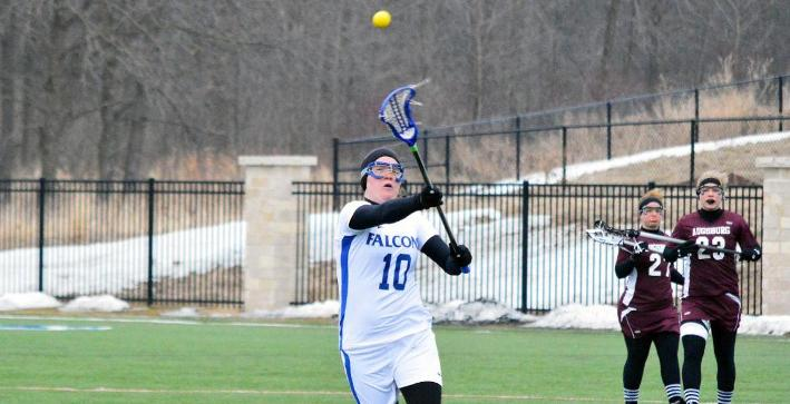 Women's Lacrosse wins record eighth victory