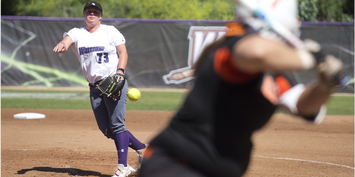 Softball blanks Athenas in split