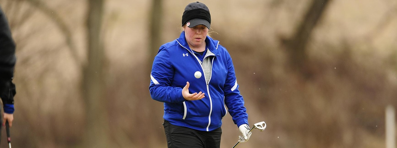 Pevey Fuels Goucher Women's Golf To Seventh Place At Eagle Invitational