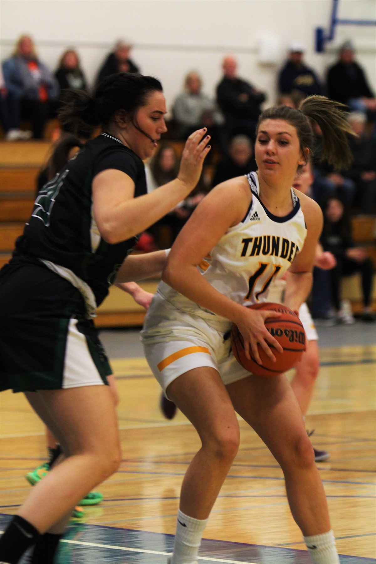 Thunder fall to the Rustlers in Saturday night action