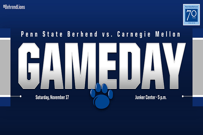 Men's Basketball Opens Season against Carnegie Mellon Saturday