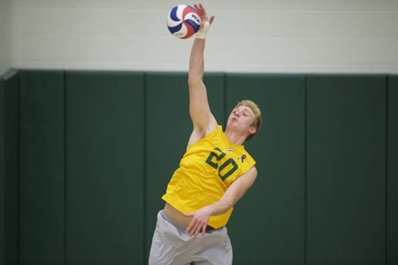George Mason Defeats Harvard 3-1 to Make it to the EIVA Final