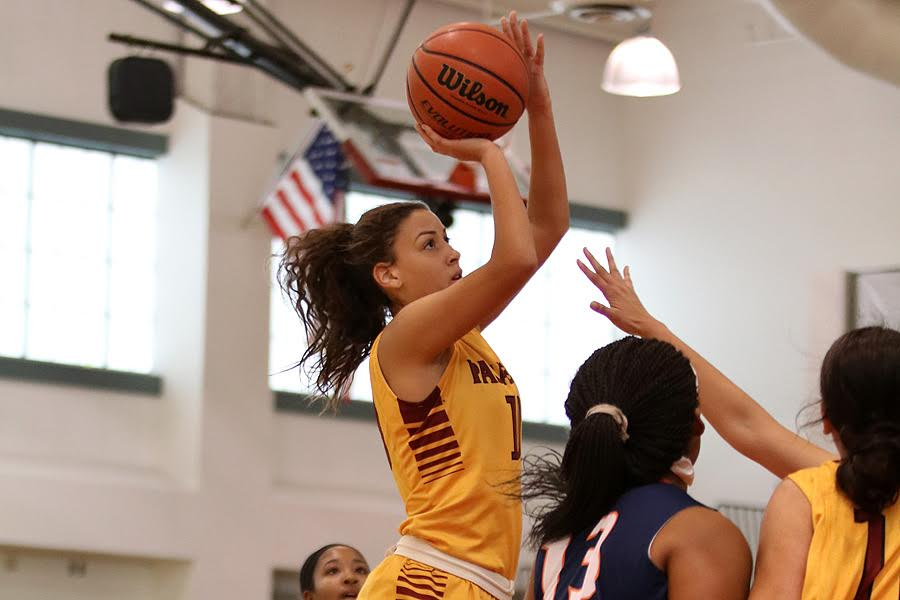 Sequoias Overtakes Women's Cagers For President's Roundball Classic Title