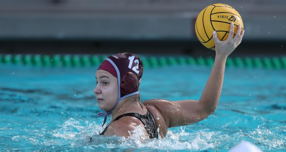 Women's Water Polo Heads to Cal for Two Games