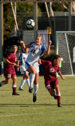 Myrick, Edmonds Combine on Game-Winner as Gauchos Defeat Seattle, 1-0