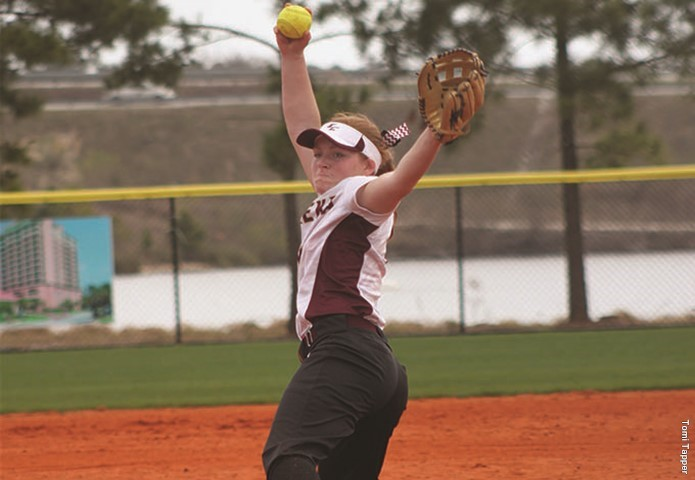 Eureka softball splits a pair with Alverno