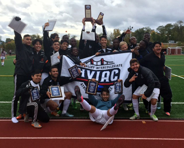 Berkeley College Wins 2015 Men's Soccer Championship; Earns Automatic Bid to USCAA National Championships