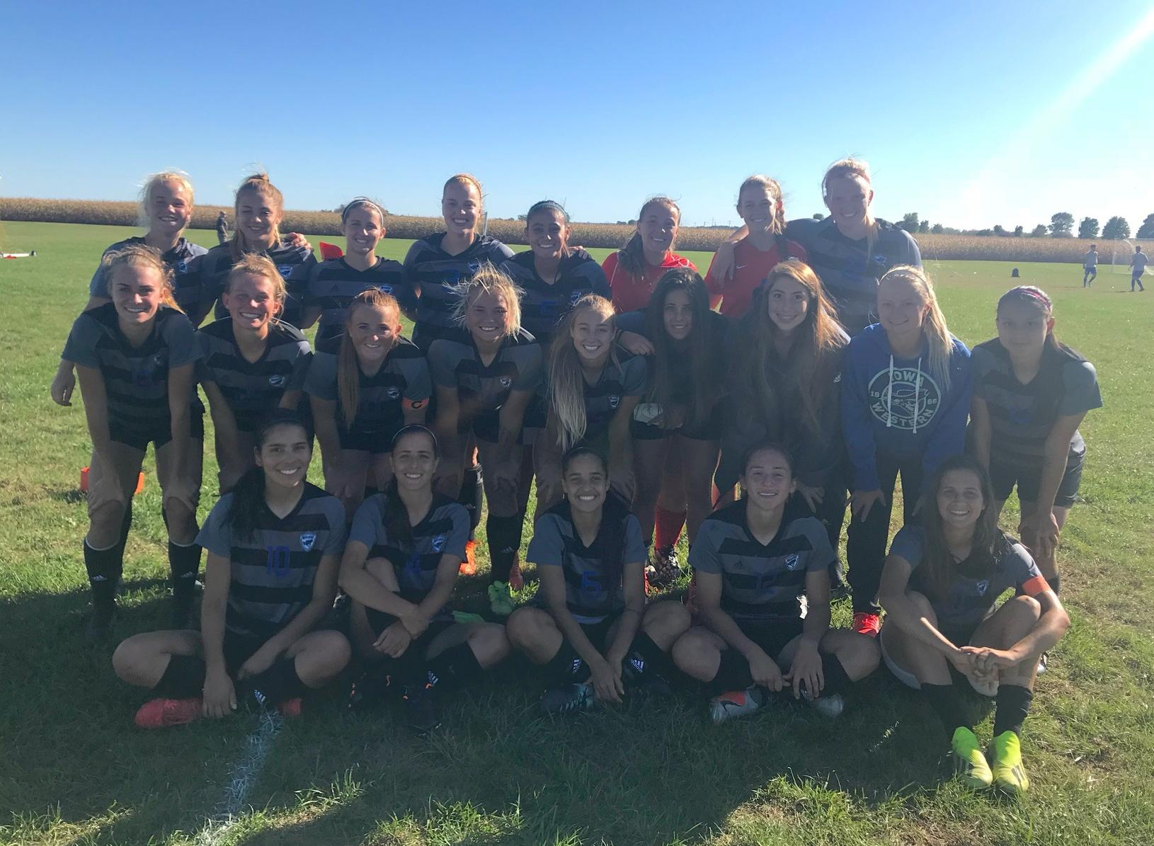 Reivers triumph over NIACC in 10-0 road win