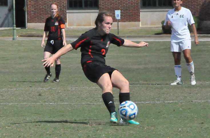 Women's Soccer: Panthers, Greensboro battle into overtime
