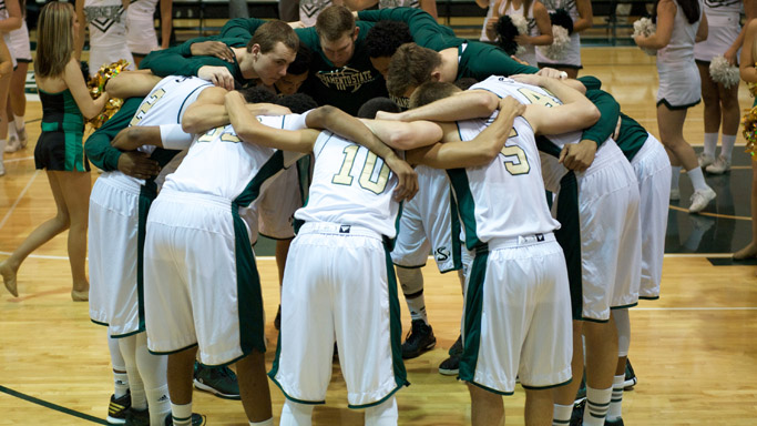 MEN'S HOOPS POSTS HIGHEST TERM GPA IN SCHOOL HISTORY