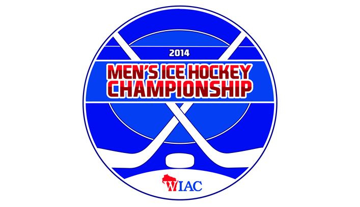 Men's Hockey Falls to Third-Ranked Pointers in WIAC Semifinal