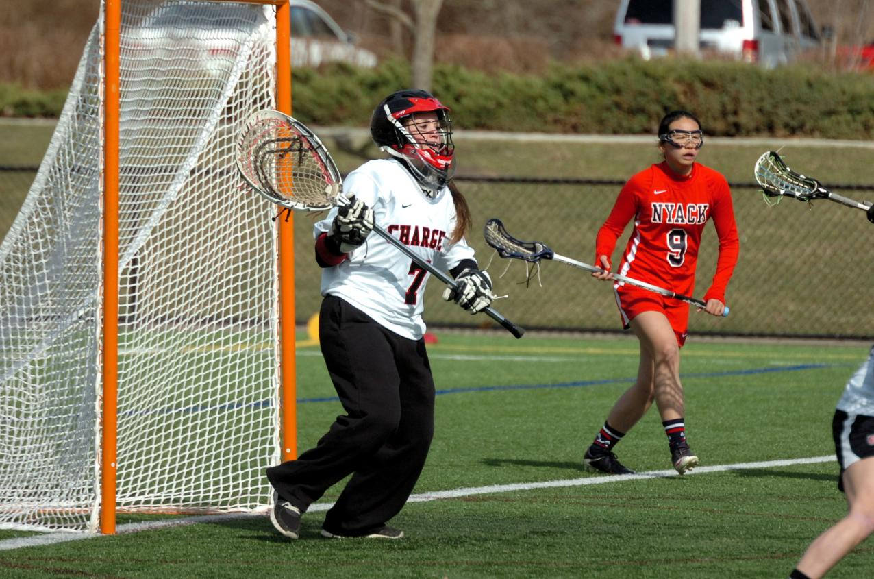 STRONG SECOND HALF LEADS TIGERS OVER WOMEN'S LACROSSE