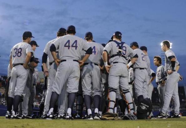 Titans Ranked No. 23 in Collegiate Baseball Preseason Poll