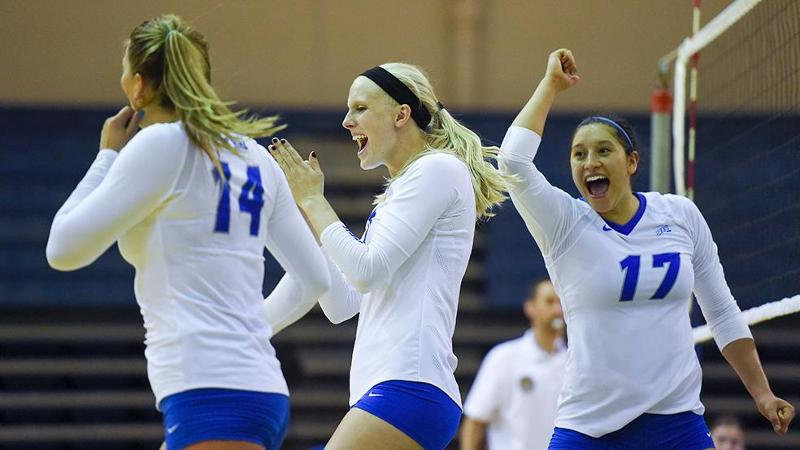Central Claims Blue Devil Classic Title With Sweep of NJIT