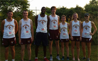 Jefferson Women Finish 1st and Men Finished 3rd in the Mid-State Athletic Conference Championship Meet