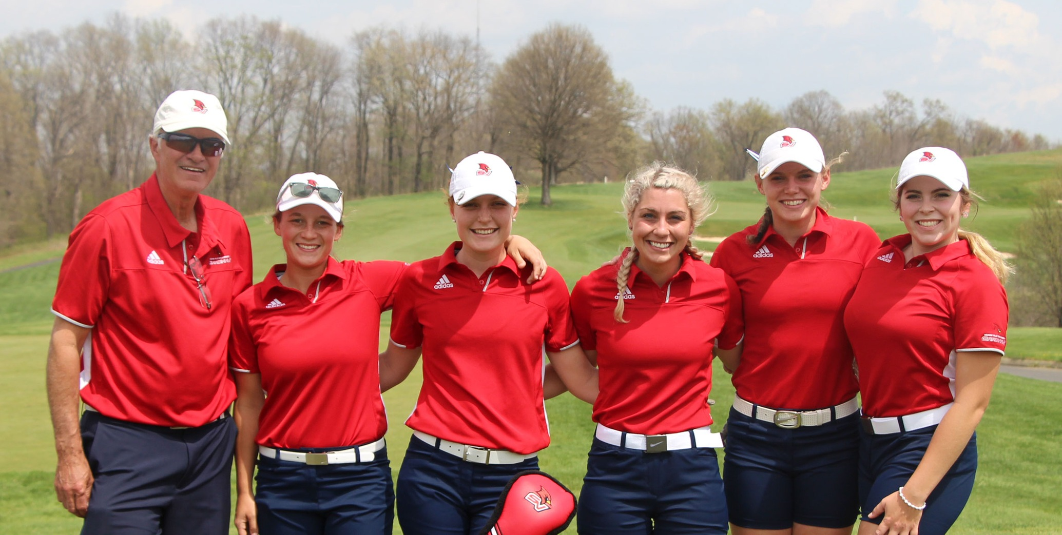 The SVSU women finished in 8th place in the program's first-ever GLIAC Championships...
