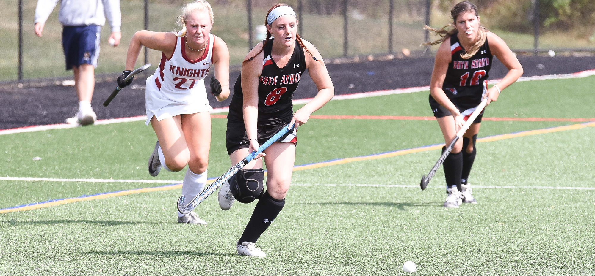 Dubois, Parnell power field hockey past Southern Virginia, 2-1