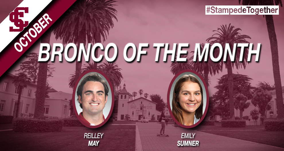 SAAC Announces Broncos of the Month for October