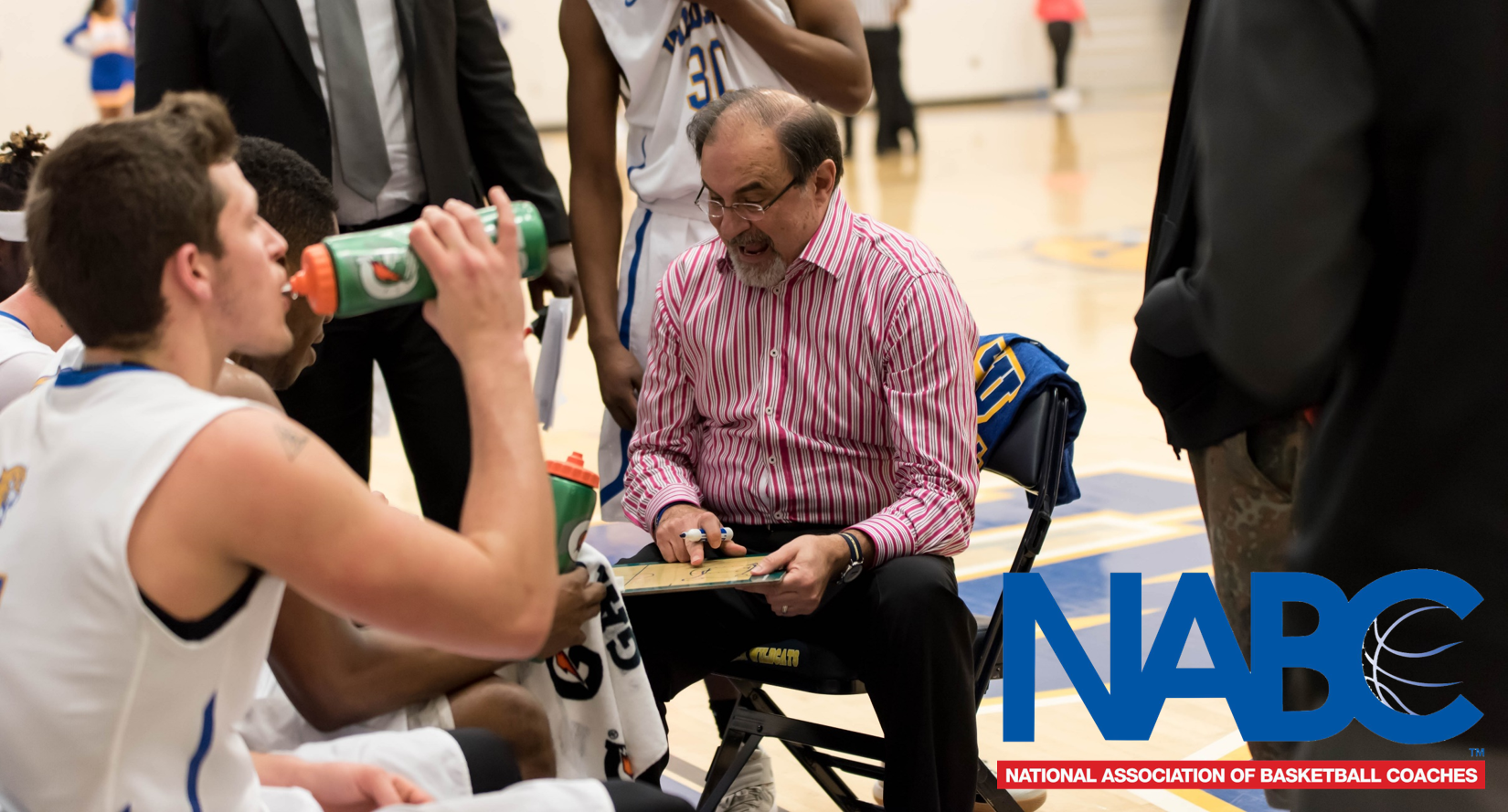 JWU's Casciano Featured in NABC Time-Out Magazine