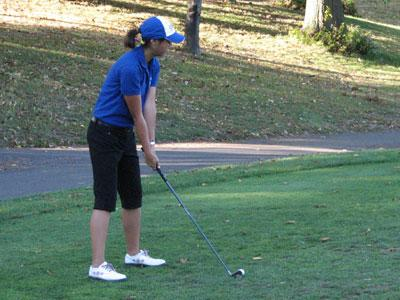 Kim Shoots Opening Round 82 at Hartford Spring Invitational, Blue Devils in Sixth