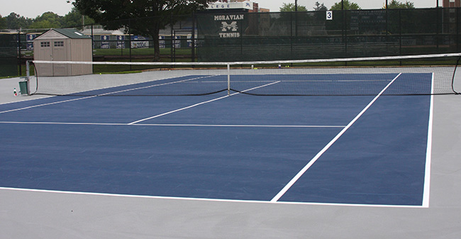 Hoffman Tennis Courts