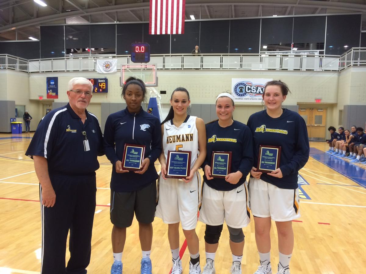 Johnson Named All-Tournament as Wolverines fall in Championship Game