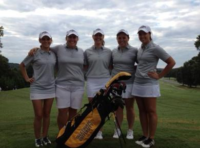 Lady Petrels Start Fall Season with Sixth Place Finish at Piedmont Fall Invitational