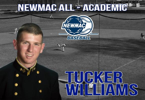 Williams Named to NEWMAC All-Academic Team