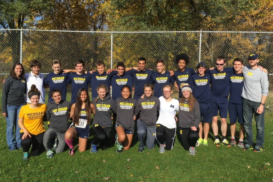 Photo for UM-Dearborn Cross Country Season Closes at WHAC Championships