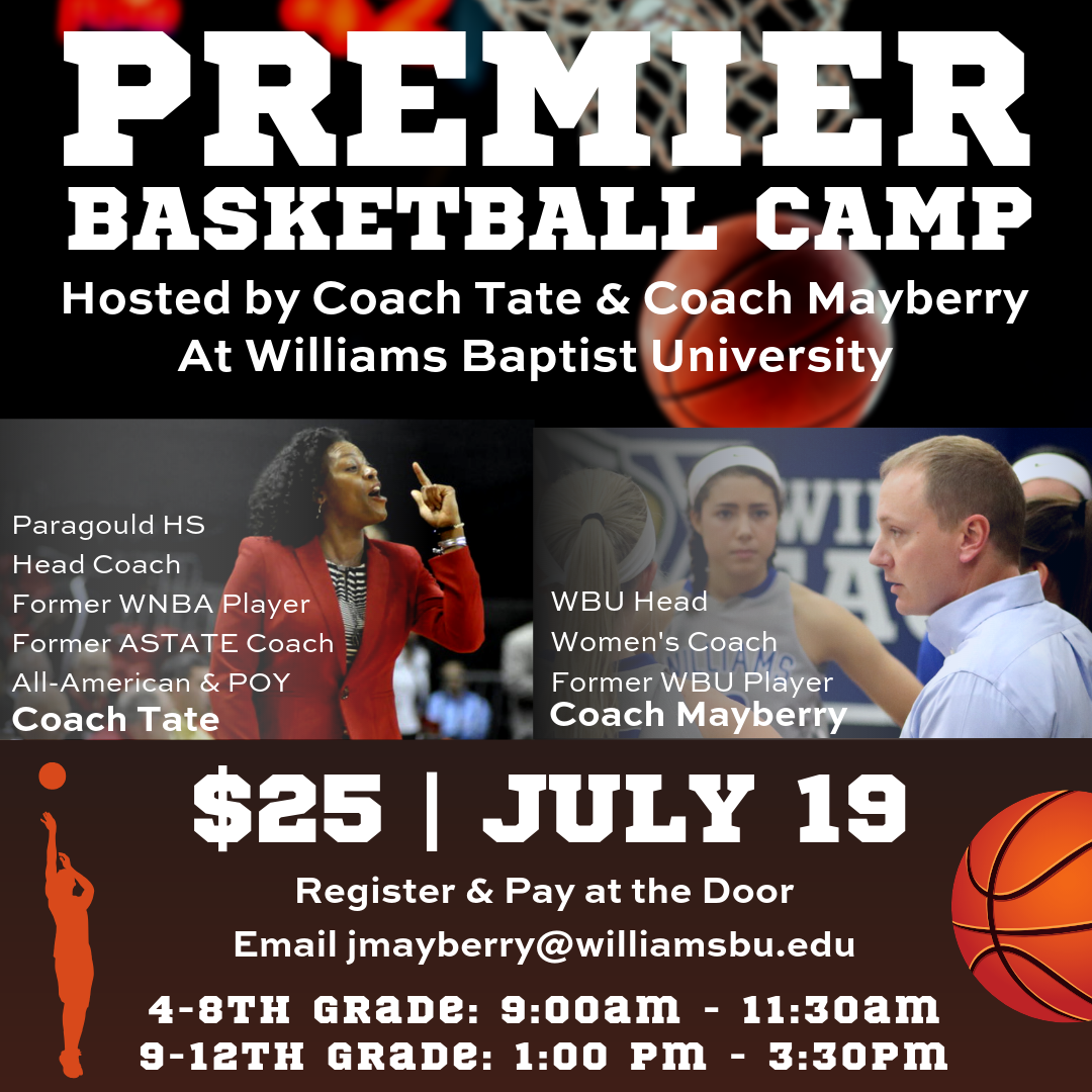 Williams Baptist University - Eagle Sports Camps