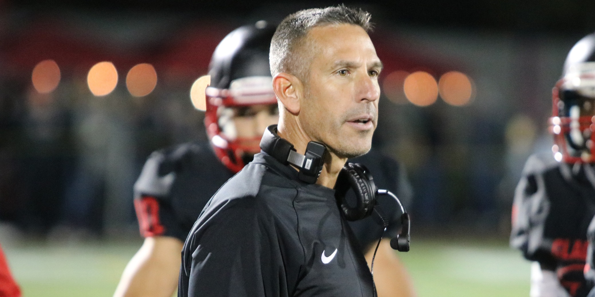 Championship-winning coach joins Pioneers as offensive coordinator