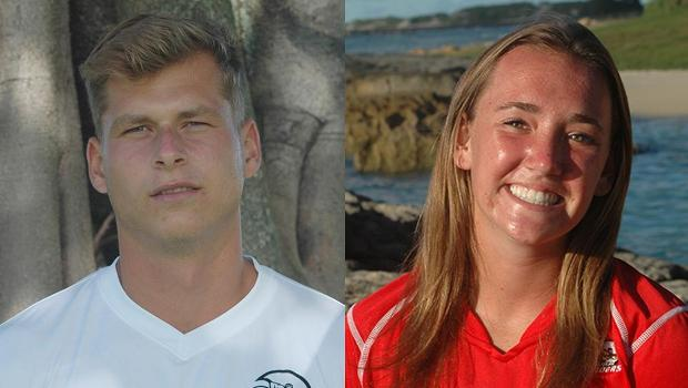 Dregan and Evans earn Final 5 from PacWest