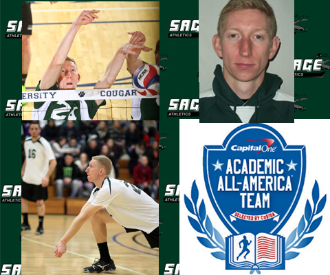 Sage's Ryan Kramer named to CoSIDA Capital One Academic All-America First Team