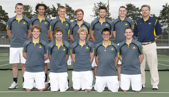 Men's Tennis Announces 2012-13 Team Award Winners
