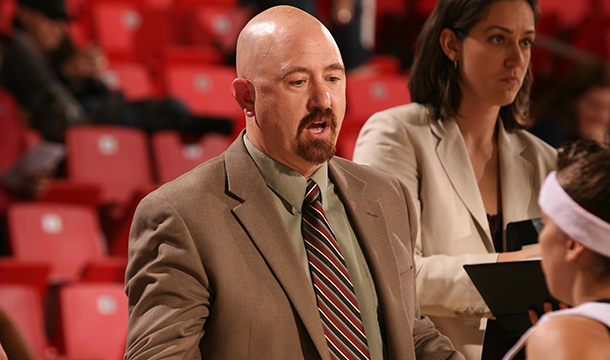 O'Dell Named Assistant Women's Basketball Coach