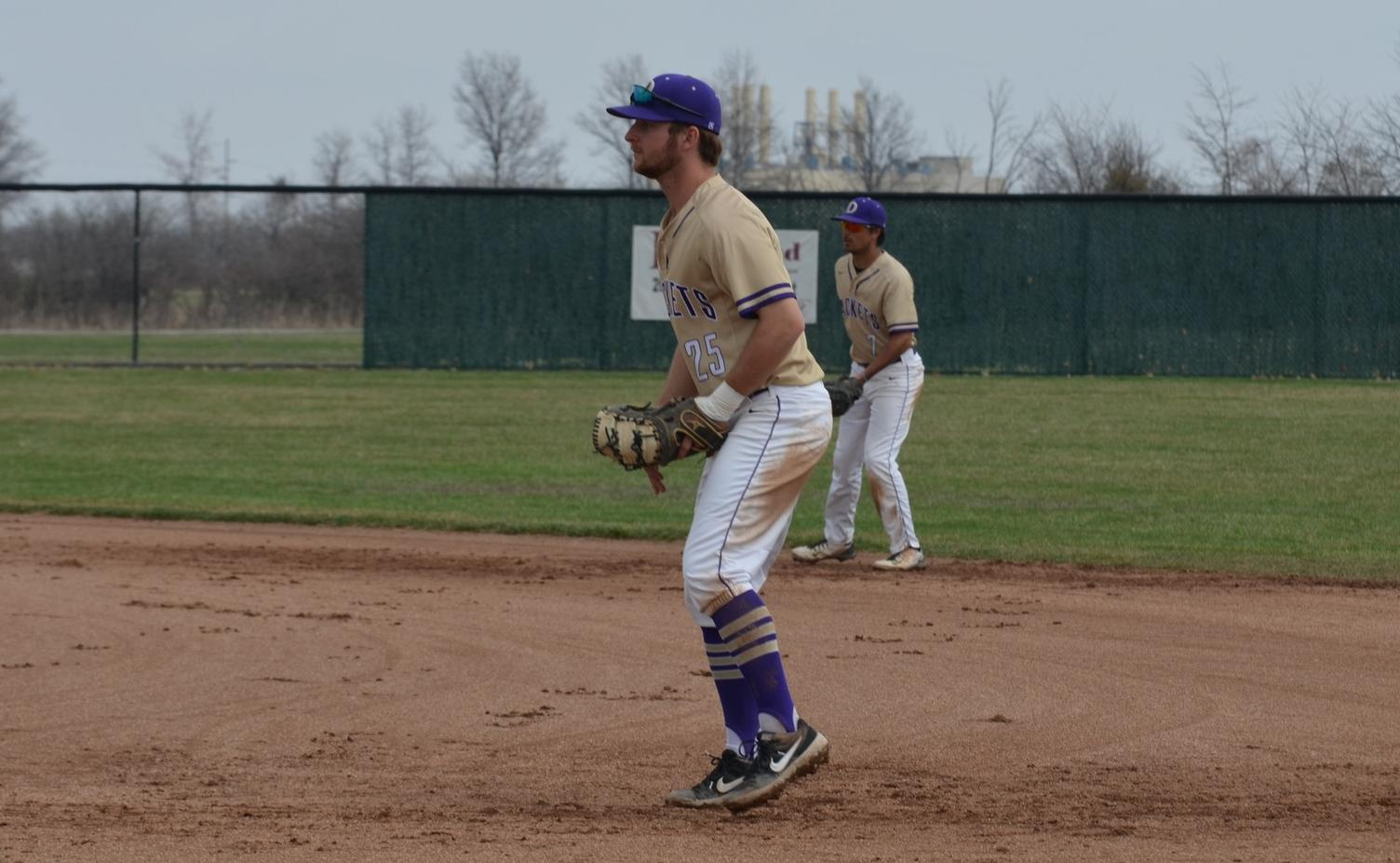 Konwinski, Reese Homer to Lead Yellow Jackets in HCAC Doubleheader