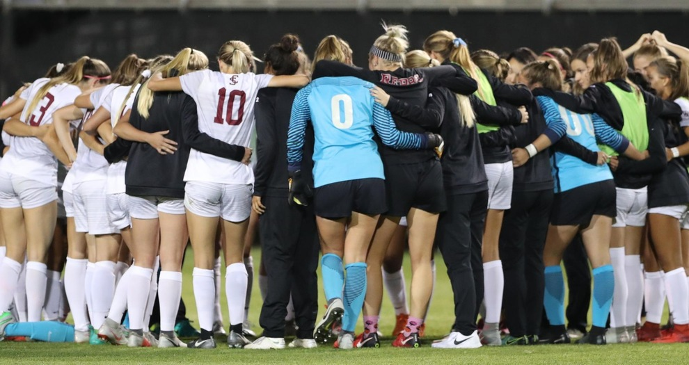 No. 6 Women's Soccer Begins Final Road Trip at San Diego Thursday