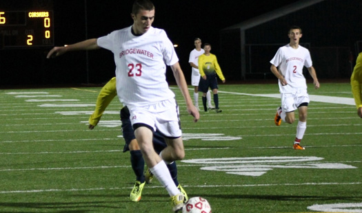 Men's Soccer Weekly Report 10/19