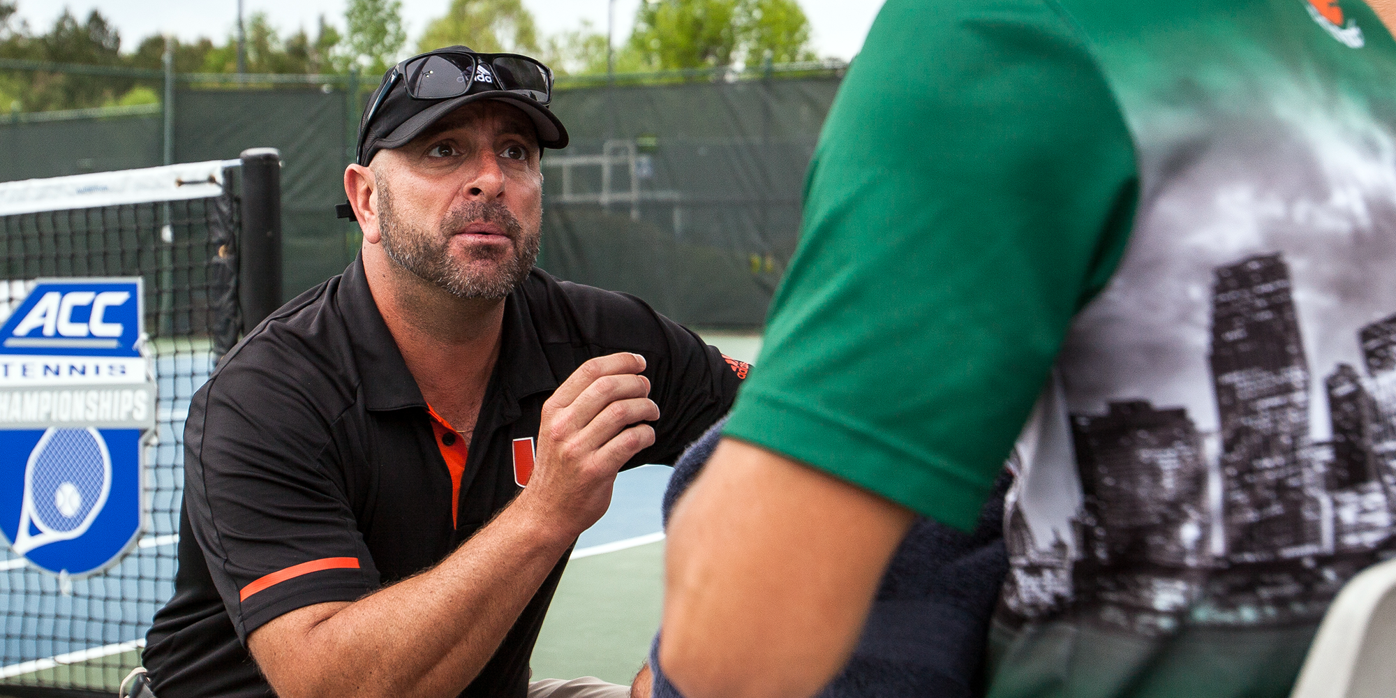 Danolic Tabbed Tennis Assistant Coach
