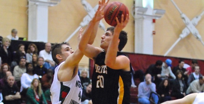 Men's Basketball Seizes Revenge with One Point Win