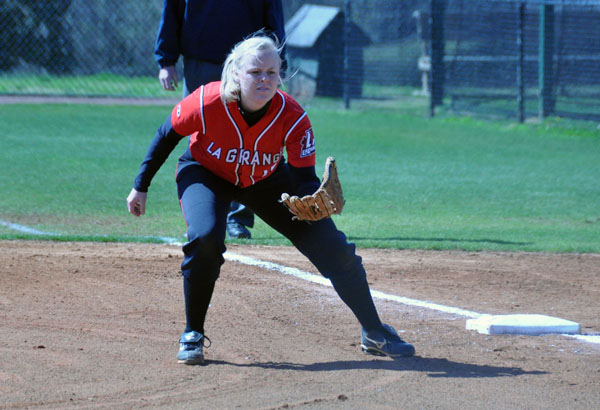 Softball: Panthers drop GSAC doubleheader to Maryville