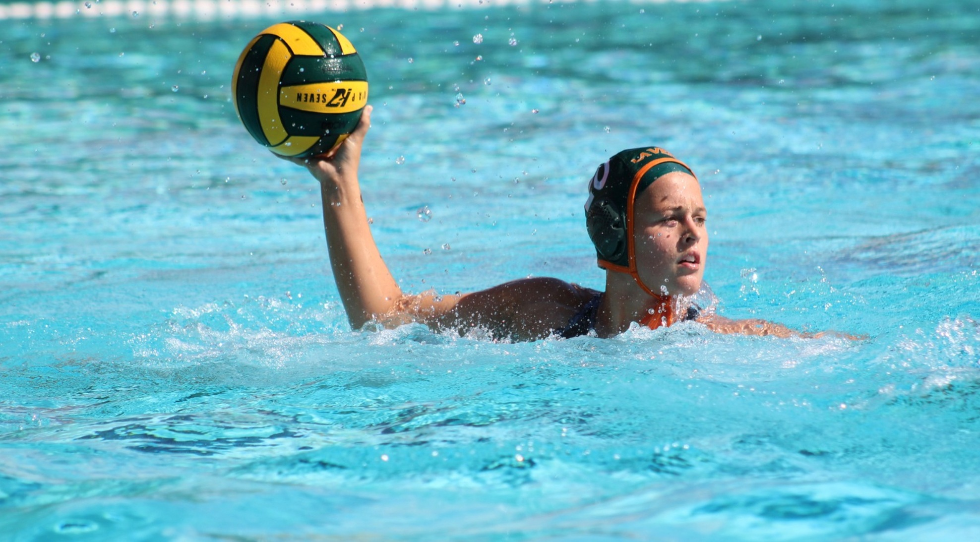 Women's Water Polo falls to Regals on the road