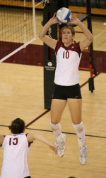 No. 19 Broncos Volleyball Battles Three In Florida